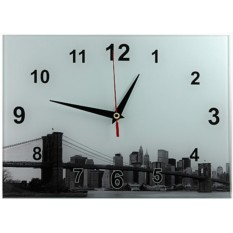 Часы Мост