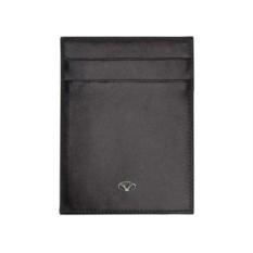 Черны чехол для документов и кредитных карт Visconti