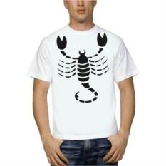 Мужская футболка Скорпион