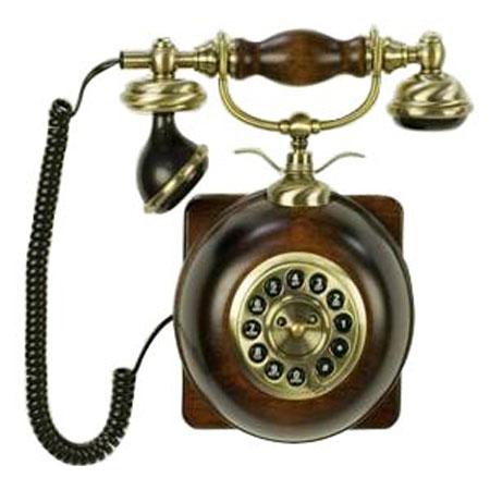 Настенный ретро-телефон «Марин»