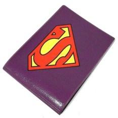 Обложка на зачетку Superman