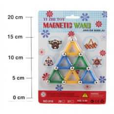 Магнитный конструктор Magnetic Wand