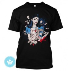 Мужская футболка Alice
