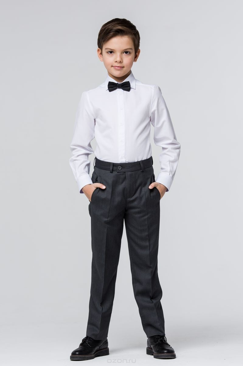 Классические брюки для мальчика Silver Spoon