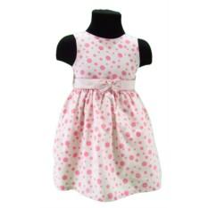 Платье для девочки Крем Moonstar