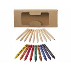 Набор из 19 карандашей