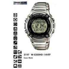 Мужские наручные часы Casio Standart Digital W-S200HD-1A