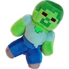 Плюшевый Зомби (Minecraft, 16 см)