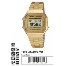 Мужские наручные часы Casio Standart Digital A-168WG-9