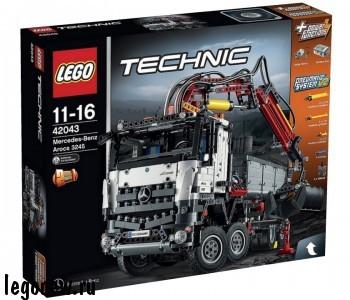 Конструктор Лего Mercedes-Benz (Lego Technic)