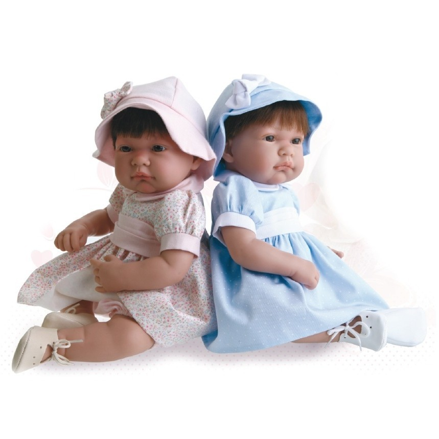 Кукла Памела (в голубом)