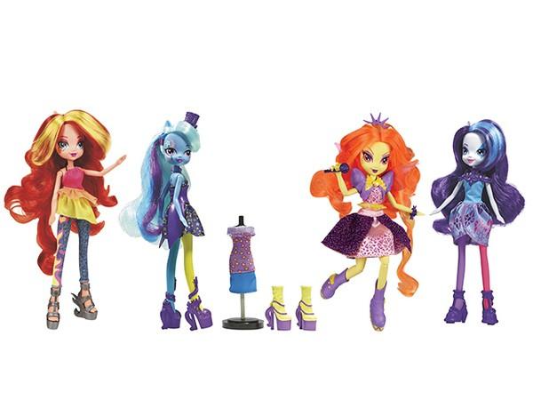 Куклы My Little Pony Модницы (Hasbro)