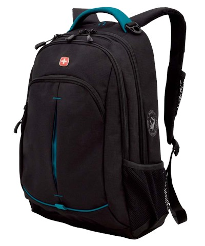 Черно-синий рюкзак WENGER