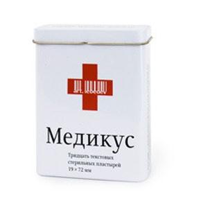 Пластыри «Медикус»