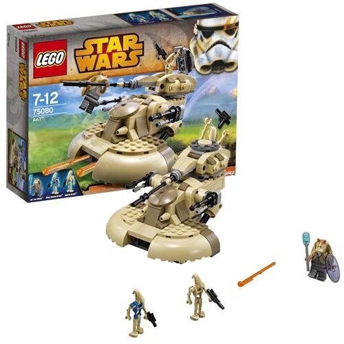 Конструктор Lego Бронированный штурмовой танк ААТ