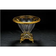 Хрустальная ваза для конфет