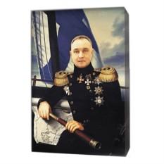 Фото на холсте в подарок близкому человеку (70x100 см)
