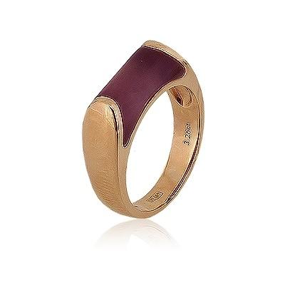 Кольцо с халцедоном TTF-Luxury