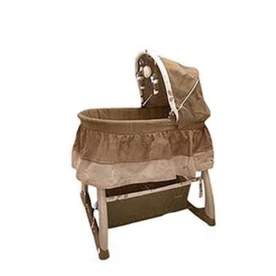Детская кроватка-люлька JETEM DREAM Happy Autumn