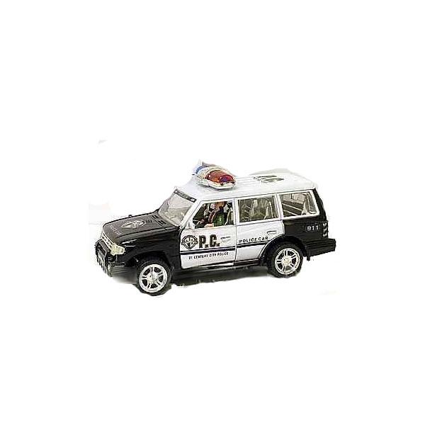 Инерционная машина Police
