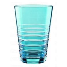 Набор высоких стаканов из хрусталя Rondo Aqua