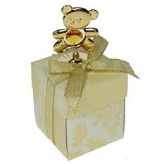 Фигурка с кристаллами Swarovski Медвежонок