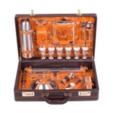 Подарочный набор для пикника на 6 персон «Охотник»