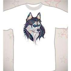 Подарочная футболка «Хаски»
