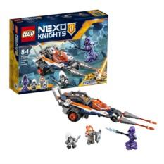 Конструктор Lego Nexo Knights Турнирная машина Ланса