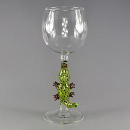 Бокал для вина «Крокодил»