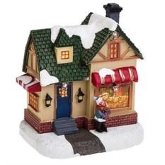 Светящееся новогоднее украшение Магазин подарков