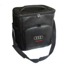 Термосумка из экокожи Audi, 20 л