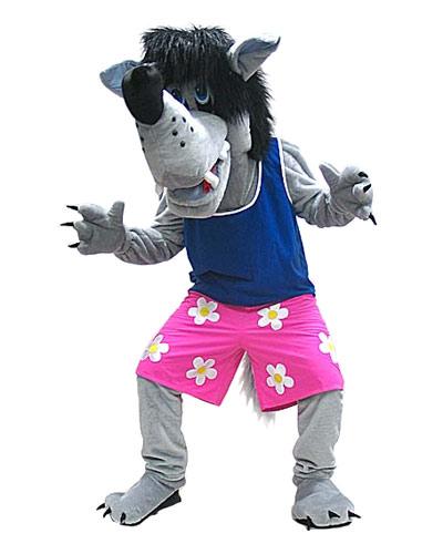 Ну погоди костюм волка своими руками