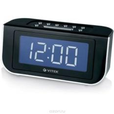 Радиочасы Vitek (LED – дисплей с 2 уровнями подсветки)