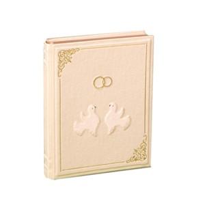 Свадебный фотоальбом «Влюбленные голуби»