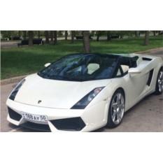Тест-драйв Lamborghini Gallardo (30 мин.)