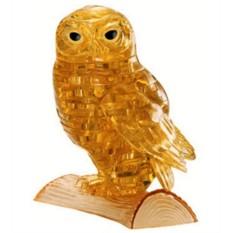 3D головоломка «Сова золотая»