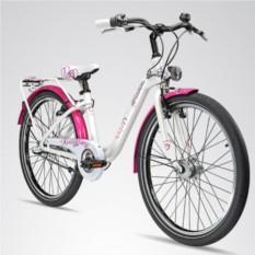 Детский велосипед Scool ChiX pro 24 7sp (2015)