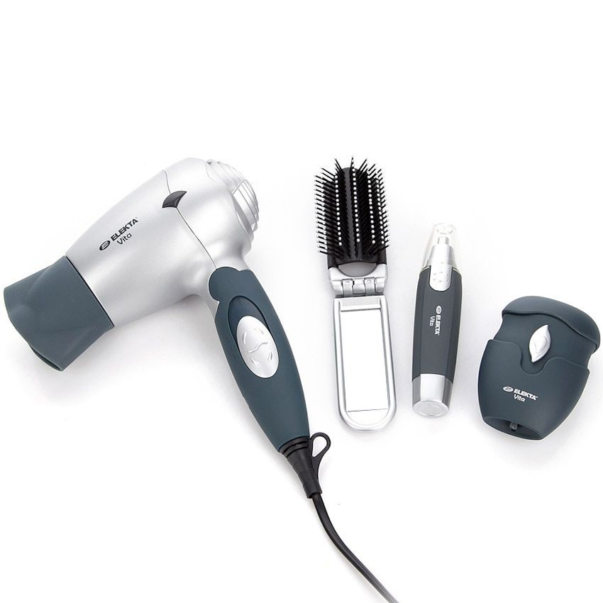 Набор для ухода за телом и волосами Elekta EHD-2637