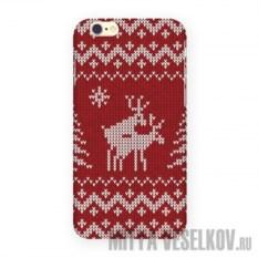 Чехол для IPhone 6 Скандинавская любовь