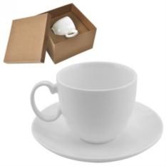 Чайная пара Романтика в подарочной упаковке