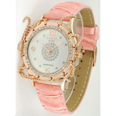 Часы - LAROS - L 71365 RG RG WH