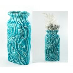 Керамическая ваза Морские просторы