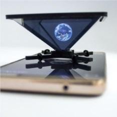 Голографический проектор для смартфона
