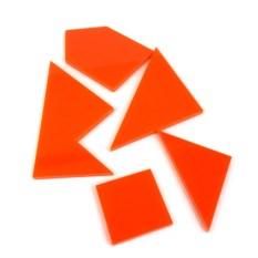 Пластиковая головоломка «Два квадрата»
