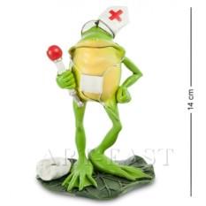 Фигурка лягушка ''Медсестра''