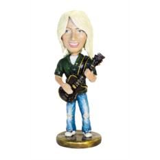 Статуэтка по фото Рок гитарист