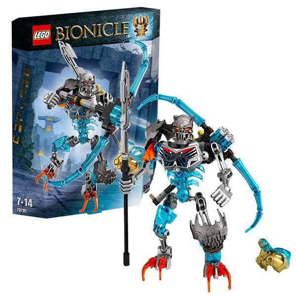Бионикл Леденящий Череп (Lego Bionicle)