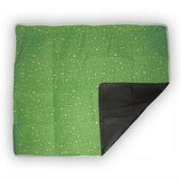 Кемпинговый коврик зеленый