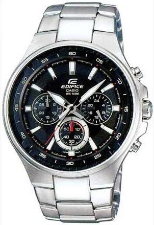 Мужские часы-хронограф Casio EF-562D-1A